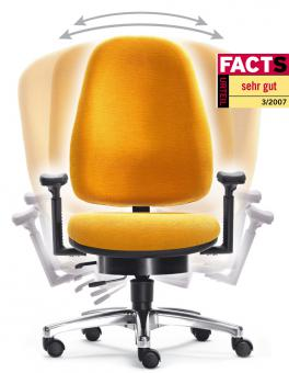 LADY SITWELL - der ergonomische Frauen-Stuhl Nr. 1